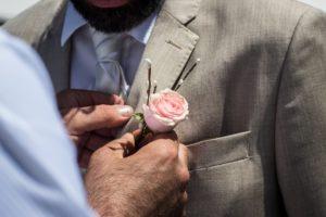זוג גברים מתחתן